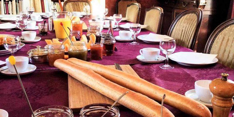 L'ami du petit déjeuner #bienvenue #breakfast #retouralamaison #confituremaison